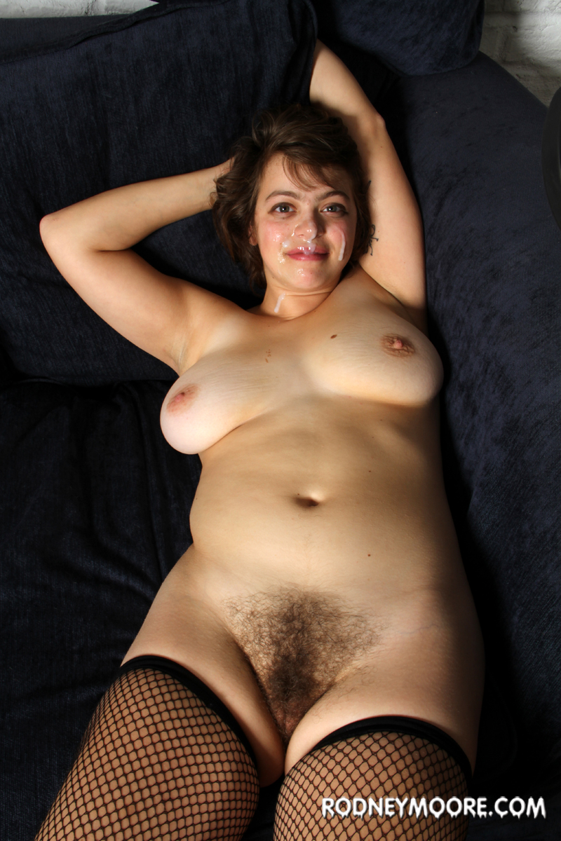 Cute young hairy rozie cheeks fucked 5